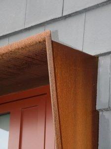door-detail-new-build-letterkenny-donegal